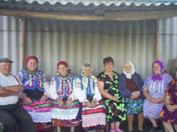 Свадебный обряд села Солдатское