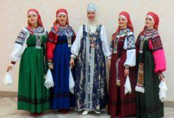 Воронежские наряды для души