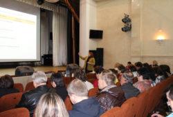 Выездной семинар в Подгоренском районе