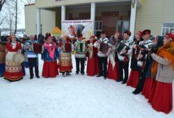 Ольховатцы на международном фестивале