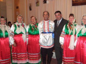 Песенная традиция села