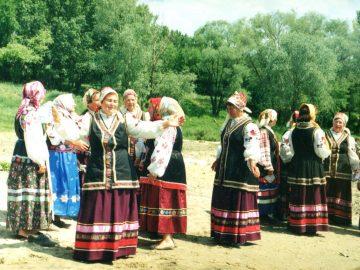 Свадьба русских сёл