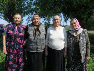 Свадебный обряд села Сухая Березовка