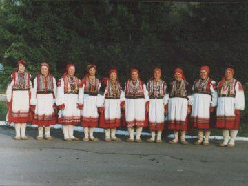 Свадебный обряд села Татарино