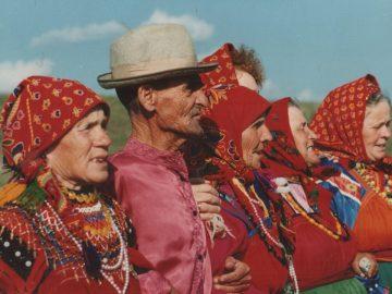Традиционные песни села Пчелиновка