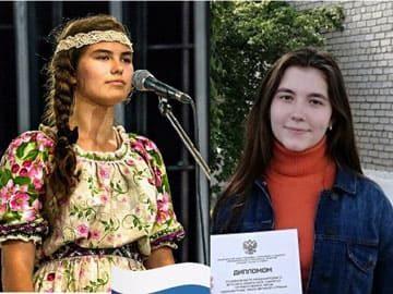 Анастасия Литвинова и Вероника Святец