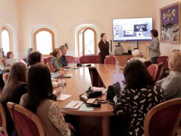 Информационно-издательская деятельность ВОЦНТиК получила высокую оценку
