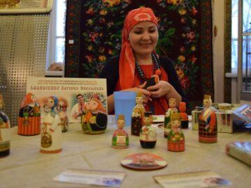Творчество народных мастеров Воронежской области