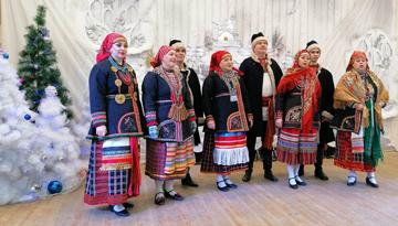 Поздравление от народного фольклорного ансамбля Радовесь