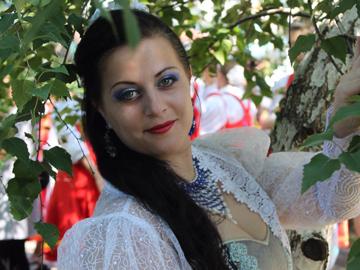 Марина Набиева, Павловский муниципальный район