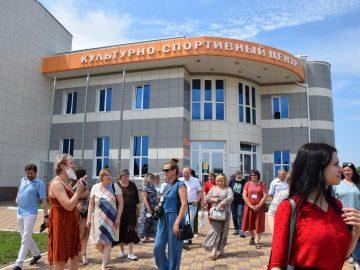Воронежцы познакомились с опытом работы коллег-белгородцев