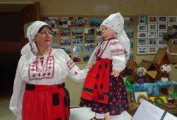 В Лисках завершился конкурс на изготовление куклы в традиционном народном костюме